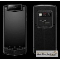 Vertu Ti Pure Black, Verty, верту, копии vertu, копии телефонов vertu, точные копии vertu