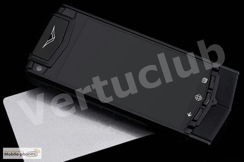Фото 2. Vertu Ti Pure Black, Verty, верту, копии vertu, копии телефонов vertu, точные копии vertu