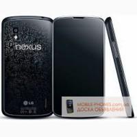 Новый мобильный телефон LG Nexus 4 E960 8Gb black,white всего 2700грн