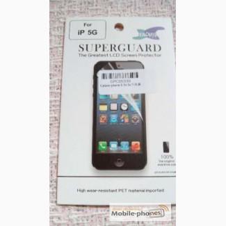Защитная пленка на экран iPhone 5G