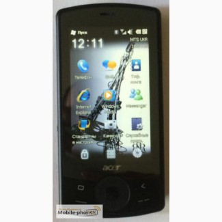 Acer beTouch E101(GPS)