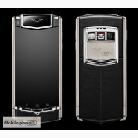 Vertu Ti Black Leather, Verty, верту, копии vertu, копии телефонов vertu