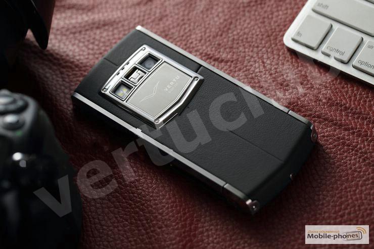 Фото 4. Vertu Ti Black Leather, Verty, верту, копии vertu, копии телефонов vertu