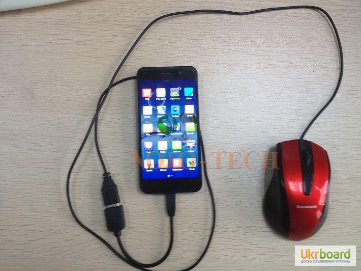 Фото 5. Otg кабель или переходник для планшетов и телефонов