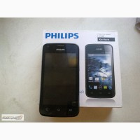 Продам Смартфон на 2симки Philips Xenium W3568 (Black) 2199грн