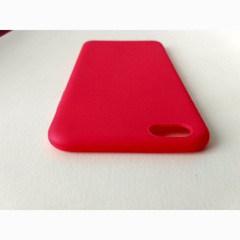 Фото 5. Чехол Бампер iphone 6 plus Красный