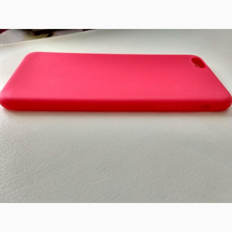 Фото 7. Чехол Бампер iphone 6 plus Красный
