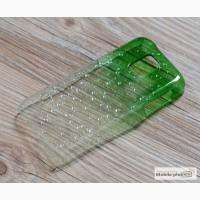 Пластиковый чехол для Samsung S5 мини - в наличии ЗЕЛЕНЫЙ - в наличии Новый