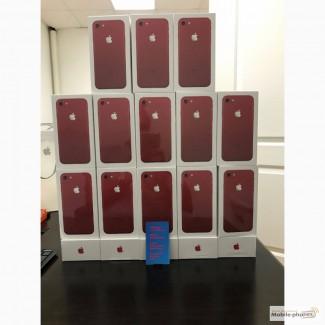 Apple iPhone 7 (Красный), 7Plus, iPad Pro, Galaxy S7, J7, A7