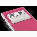 Vertu Aster Blush Calf, Verty, верту, копии vertu, копии телефонов vertu