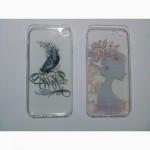 Чехол Бампер силиконовые с принтом на iphone 7 новые