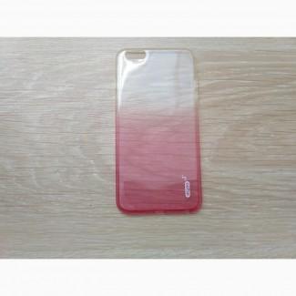 Чехол Бампер на iPhone 6 plus Полукрасный