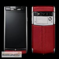 Vertu Signature Touch Red Leather, Verty, верту, копии vertu, копии телефонов vertu