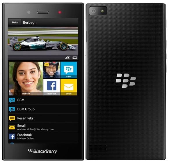 Blackberry Z3 Black