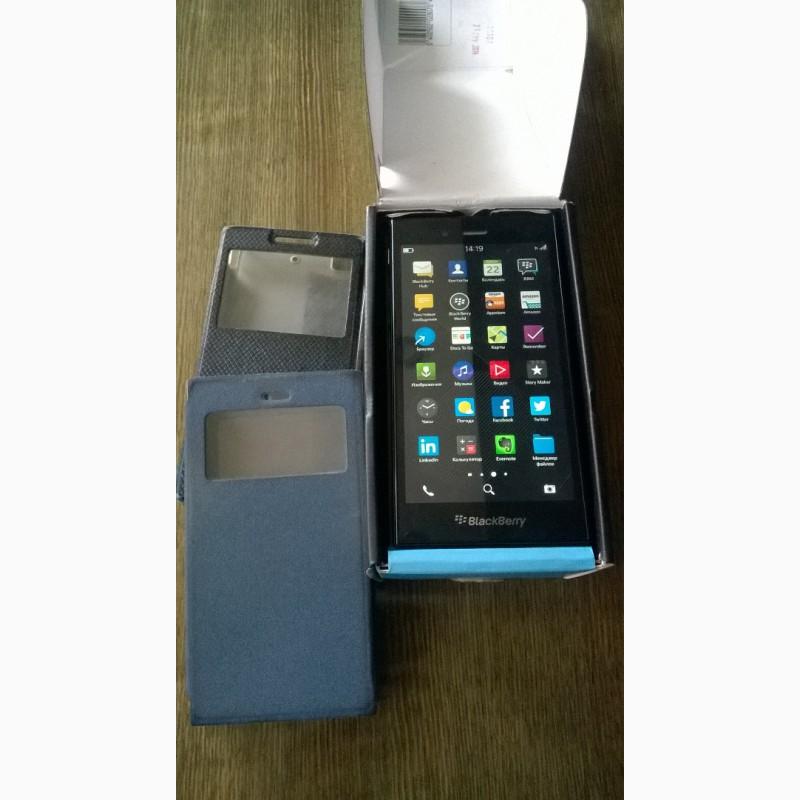 Фото 2. Blackberry Z3 Black