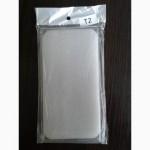 Мягкий прозрачный чехол для смартфона Sony Xperia T2 Ultra