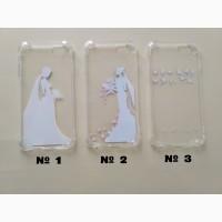 Чехол Бампер на iPhone 6 plus Невесты, Птички