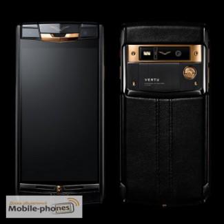 Vertu Signature Touch Pure Black Gold, Verty, верту, копии vertu, копии телефонов vertu
