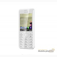 Мобильный телефон Nokia 206 на 2 sim