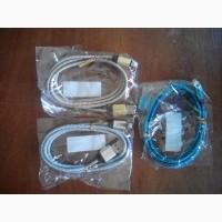 Зарядной шнур (кабель) lightning (для iPhone 5, 6, 7, +s). Нейлон. 1м