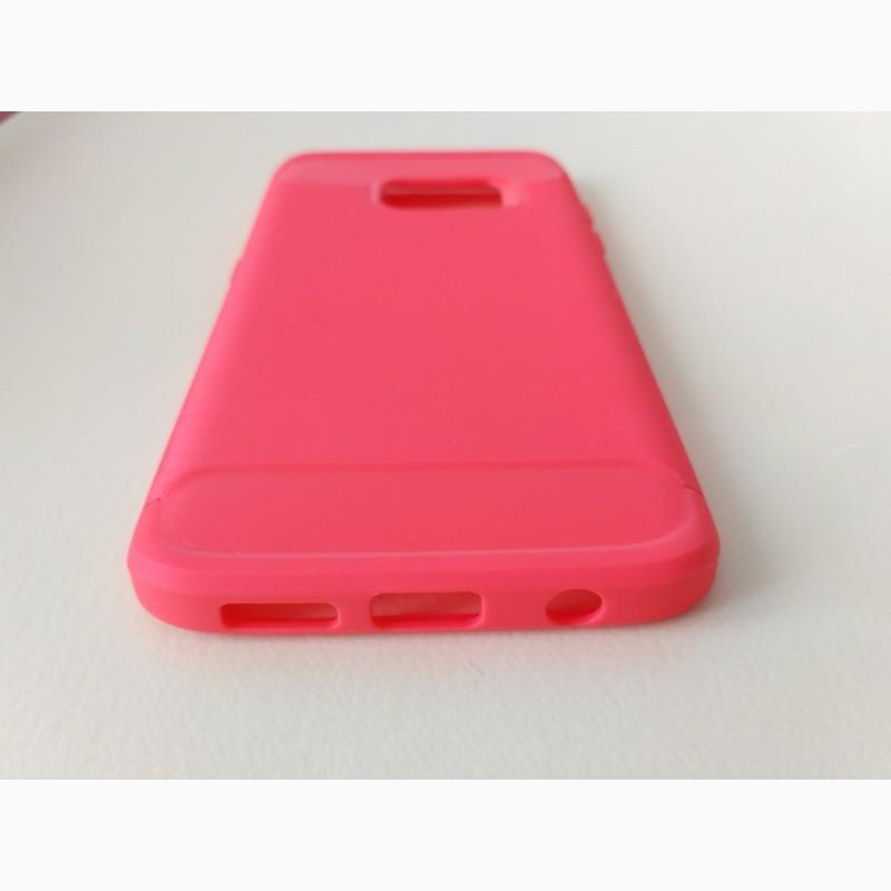 Фото 3. Чехол Бампер Samsung S7 Красный