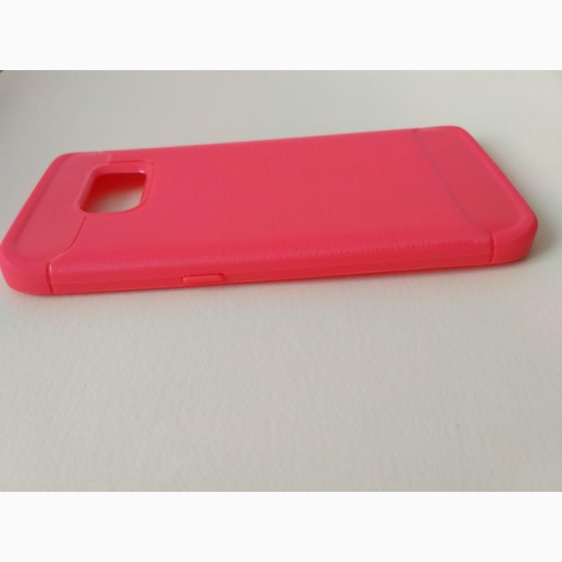 Фото 5. Чехол Бампер Samsung S7 Красный