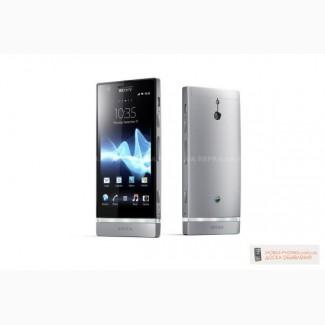Продам смартфон SONY LT22i Xperia P Silver б/у