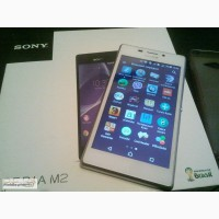 Продам Sony Xperia M2 D2302 Dual Sim White
