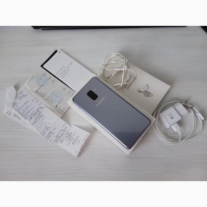 Фото 14. Продам смартфон SAMSUNG А 8 + в отличном состоянии