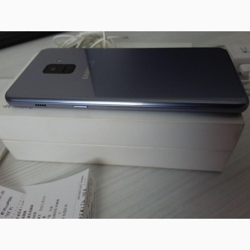 Фото 15. Продам смартфон SAMSUNG А 8 + в отличном состоянии