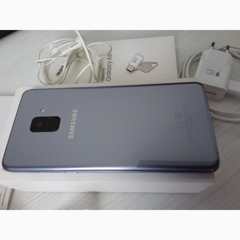 Фото 4. Продам смартфон SAMSUNG А 8 + в отличном состоянии