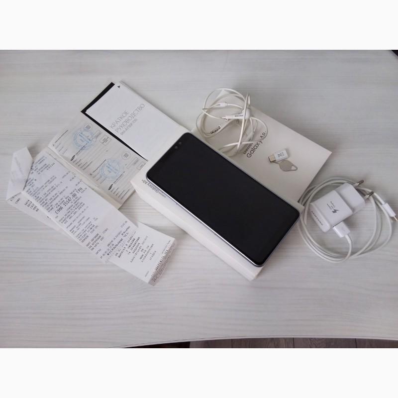 Фото 6. Продам смартфон SAMSUNG А 8 + в отличном состоянии