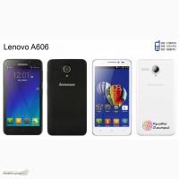Lenovo A606 оригинал. новый. гарантия 1 год. отправка по Украине