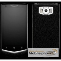 Vertu Constellation V Black Leather, Verty, верту, копии vertu, копии телефонов vertu