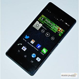 Sony Xperia Z3 4 ядра 8 Мп Android 5.0.2