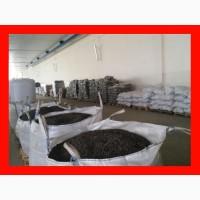 Пеллет - Гранула из лузги подсолнечника. 100% лузга