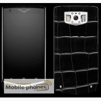 Vertu Constellation V Black Alligator, Verty, верту, копии vertu, копии телефонов vertu