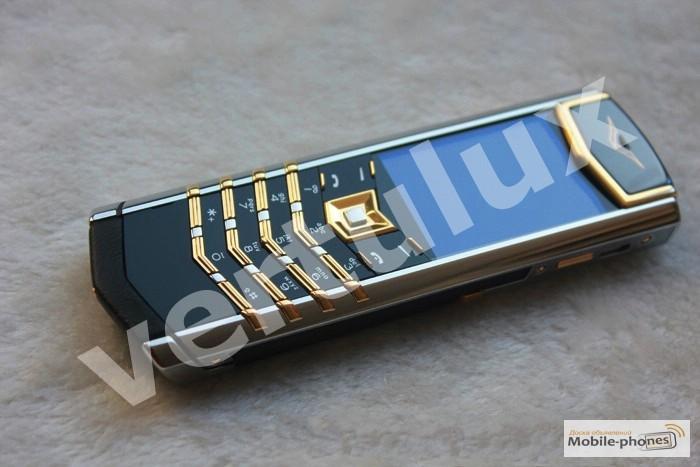 Vertu Signature S Design Mixed Metall, Vertu, реплика Vertu, Копии Vertu